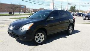 2008 NISSAN ROGUE AWD SAFETY ETESTED
