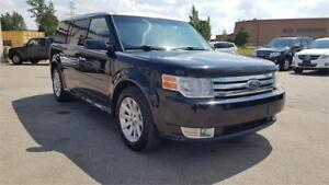 2009 Ford Flex SEL,NOVEMBER SPECIAL 3 YEARS WARRANTY INCLUDED !