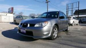 2007 Subaru Impreza Outback//Local//5 Sp//1 Year Warranty