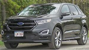 2015 Ford Edge Sport(Leather, Navigation, New Tires!)$2,700 OFF!