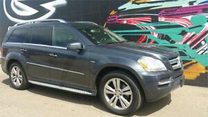 2011 Mercedes-Benz GL350 BlueTec AWD Diesel *3rd Row *LOADED!!