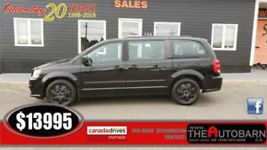 2014 DODGE GRAND CARAVAN - 7 PASSENGER, FULLY LOADED, CRUISE