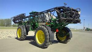 2012 John Deere 4940 High Clearance Sprayer