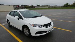 Honda Civic 2013 Excellent Condition Uber Ready