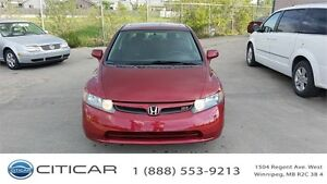 2008 Honda Civic Sdn Si. MOON-ROOF! CLEAN TITLE! CERTIFIED!VTEC!