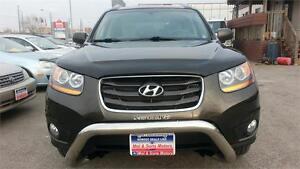 2011 Hyundai Santa Fe GL Premium  / AWD / GRILL / S-ROOF