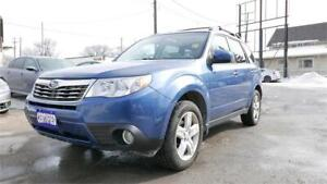 2009 Subaru Forester X Limited//1 Owner//No Accident//1 Yr Warra