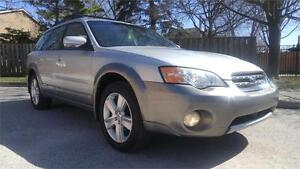 2006 Subaru Outback 3.0R VDC H6  Limited Nav Rare Certified