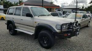80 Series Toyota LandCruiser GXL Wagon - Automatic + Long Rego Westcourt Cairns City Preview