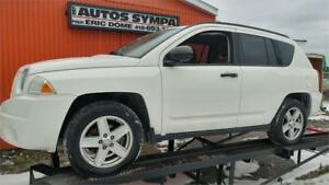 Jeep Compass 2008 (stock#221)