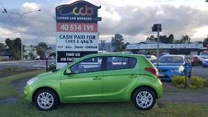 Easy to drive - Easy to Park - Easy to Finance - 2012 Hyundai i20 Westcourt Cairns City Preview