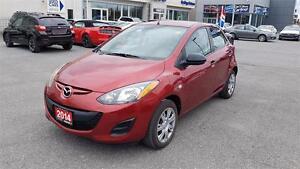 2014 Mazda Mazda2 GX CERTIFIED PRE-OWNED