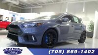 2017 Ford Focus RS! Brand New Stealth Grey Sudbury Ontario Preview