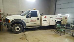 Ford F450XL Diesel with tool body