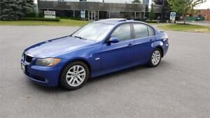 2007 BMW 3 Series 328i RWD | 6 Speed | Two Owners