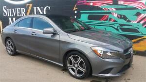 2016 Mercedes-Benz CLA250 4matic AWD *Pano Roof *Parktronic*Navi