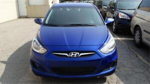 2013 Hyundai Accent GL with safety certificate