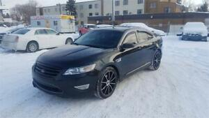 2011 Ford Taurus SHO - AWD- FULLY LOADED- 365HP wow wow wow!!!!