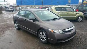 2009 Honda Civic AC AUTOMATIC GARANTIE 1 ANS GRATUITE