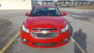 2013 Chevrolet Cruze RS Model Excellent Condition low kms