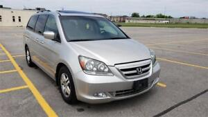 2006 Honda Odyssey Touring Top of the line