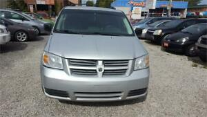 2008  DODGE GRAND CARAVAN STOW & GO WITH SAFETY & WARRANTY