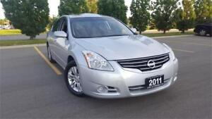 2011 Nissan Altima 2.5 S , One Owner, Certified