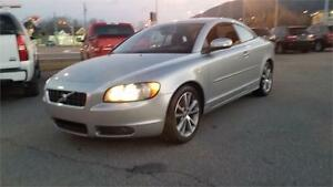 2010 VOLVO C70 , CONVERTIBLE , 2.5LIT TURBO , AUTO , CUIR ,FULL