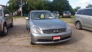2006 INFINITI G35 Sedan Luxury Cambridge Kitchener Area image 5