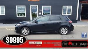 2012 MAZDA 3 SPORT GS-Sky - CRUISE, HEATED SEATS, BLUETOOTH.