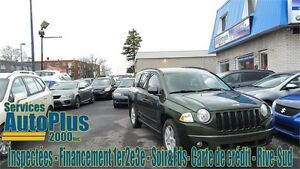 2008 Jeep Compass Sport 4X4 - AUTO - FULL