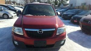 2008 MAZDA TRIBUTE SUV AUTOMATIC  SAFETY AND WARRANTY