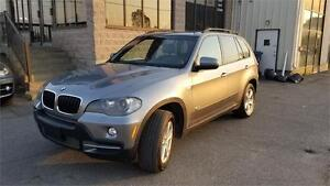 2007 BMW X5 3.0SI Sport Package 4x4