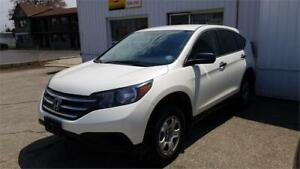 2014 Honda CR-V LX | One Owner | New Tires | Heated Seats