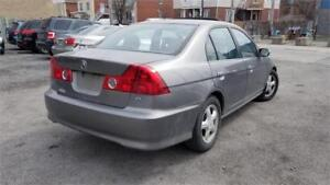 Acura EL 2005 Clutch Neuve Toit ouvrant mags GPS ***1400$***