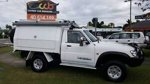 4.2 Litre Turbo Diesel - Nissan Patrol Ute with HEAPS of EXTRA'S
