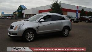 2010 Cadillac SRX 3.0 Luxury AWD