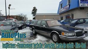Lincoln Town Car Signature BAS KILO - FULL - CUIR - UNIQUE