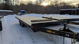 2019 Midsota CTO20 with Slide in Rear Ramps,  9990 lb