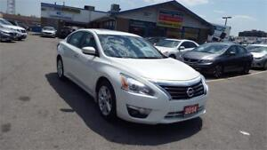 2014 Nissan Altima 2.5 SL/NO ACCIDENT/ONE OWNER/IMMACULATE$15900