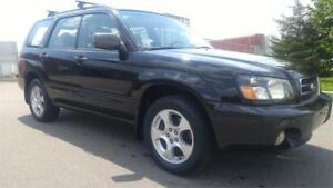 Subaru Forester XS AWD Premium Loaded Leather Certified