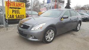 2013 INFINITI G37 Sedan Luxury |AWD|ACCIDENT FREE|