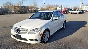 2008 Mercedes Benz C230 Limited Edition