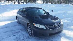 TOYOTA CAMRY 2010 EX TAXI