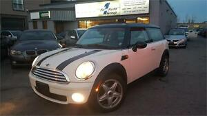 2009 Mini Cooper CLUBMAN PAN-ROOF, BLUETOOTH