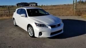 2013 Lexus CT 200h HYBRID  Loaded  Great UBER or TAXI car