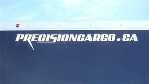 2016 7FT x 14FT Precision Cargo Enclosed Trailer (7000LB GVW) Edmonton Edmonton Area image 9