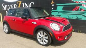 2012 Mini Cooper S 3Dr Coupe *Comfort/ Sport/ Style Pkg *Low Kms