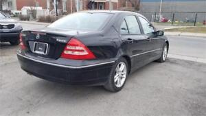 Mercedes-Benz C240 2004 4MATIC Cuir Mags ***1999$***