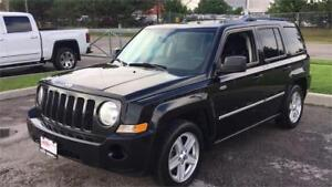 2010 Jeep Patriot North 1 owner no claims 7900.00 115kms